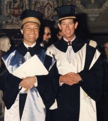 Laurea honoris causa a S.A.R. Charles Windsor Principe di Galles