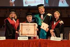 Laurea honoris causa ad Adriana Lodi