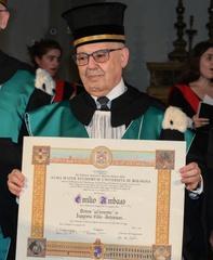 Laurea honoris causa a Emilio Ambasz