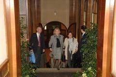 Sigillo d'Ateneo a Marianne Bernadotte