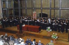 Inaugurazione del VI anno di attività del Collegio Superiore
