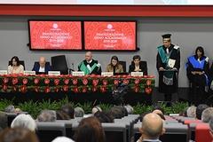 Inaugurazione del 932° anno accademico nel campus di Cesena