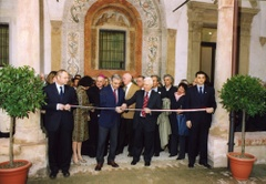 Inaugurazione del convento recuperato di Santa Cristina