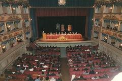 Inaugurazione degli anni accademici 1989-1990 e 1990-1991 al Campus di Ravenna