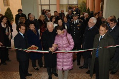 Inaugurazione di palazzo Marescotti Brazzetti