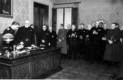 Cerimonie accademiche: 1920 - 1951