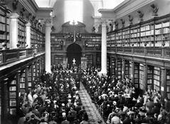 Cerimonie accademiche: 1925 - 1937