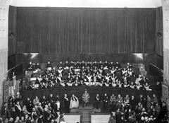 Cerimonie accademiche: 1934 - 1943