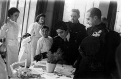 Cerimonie accademiche: 1938 - 1941