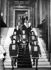 Cerimonie accademiche: 1953