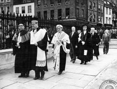 Cerimonie accademiche: 1955 - 1957