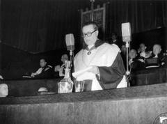 Cerimonie accademiche: 1955