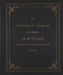Fondo VIII centenario - Universidad de Salamanca