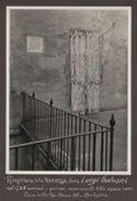 [Ringhiera della terrazza, dove Luigi Galvani nel 1786 avvisò i primi movimenti delle appese rane: casa in via Ugo Bassi 26, Bologna]
