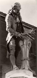 Monumento a Luigi Galvani: piazza Luigi Galvani, Bologna: 1879