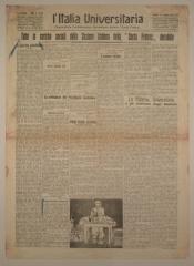 L'Italia universitaria (1923-1924)