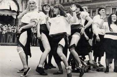 Festa della matricola - Bologna 1956