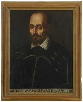 ALEANDRO GIROLAMO IL GIOVANE